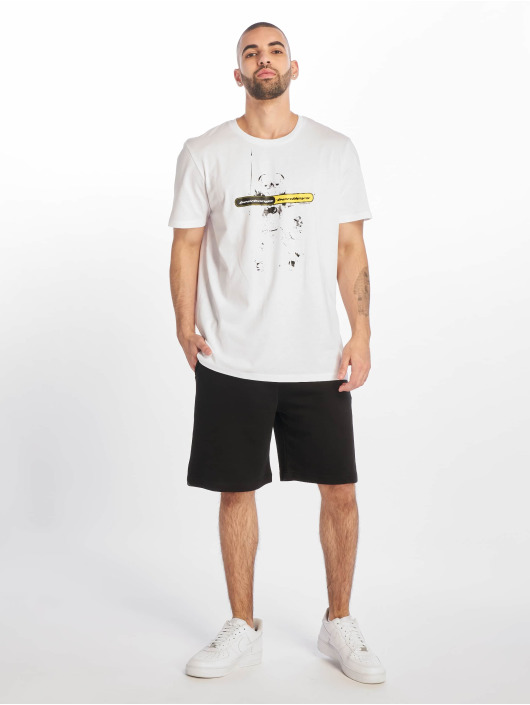 Jack & Jones T-Shirt jcoPosty blanc