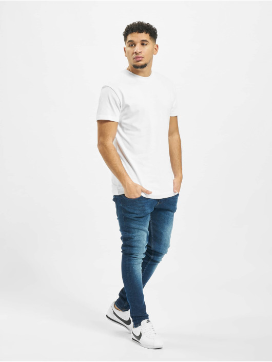Jack & Jones T-Shirt Jjeliam blanc