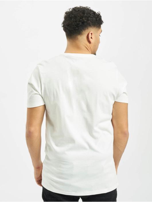 Jack & Jones T-Shirt jprLogo blanc