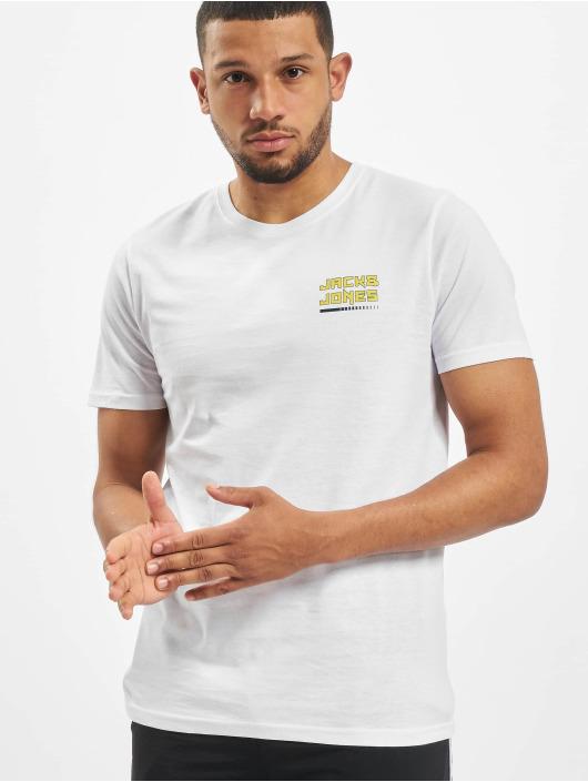 Jack & Jones T-Shirt jcoClean blanc