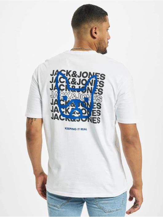 Jack & Jones T-Shirt jjAarhus blanc