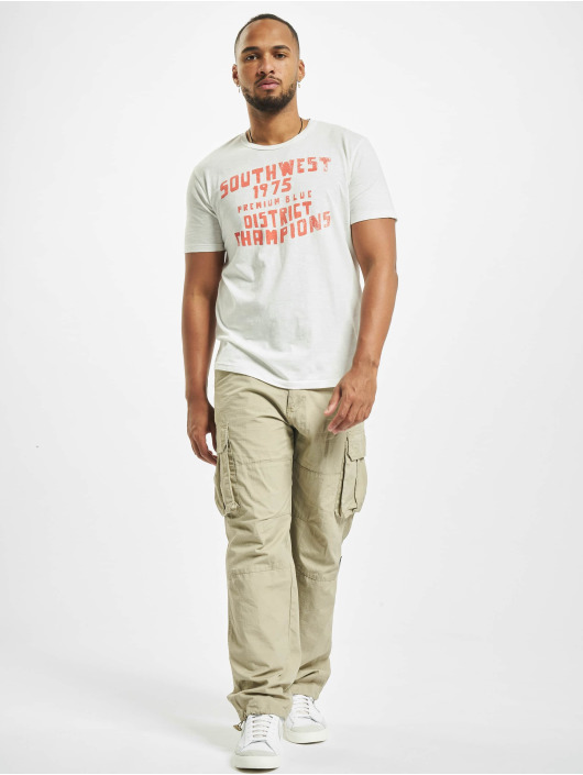 Jack & Jones T-Shirt jprBlubryan blanc