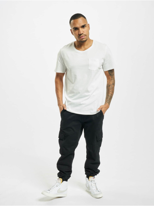 Jack & Jones T-Shirt jorZack blanc