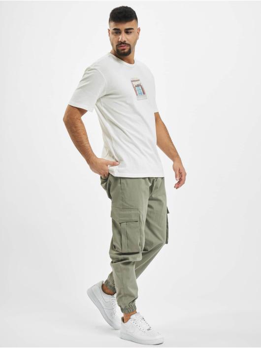 Jack & Jones T-Shirt jorAspen blanc