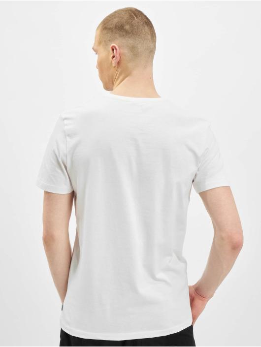 Jack & Jones T-Shirt jjPrime blanc