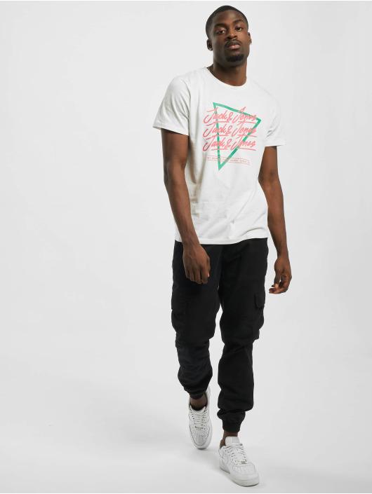 Jack & Jones T-Shirt jorCody blanc