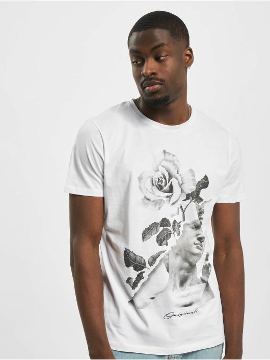 Jack & Jones T-Shirt jorFaster blanc