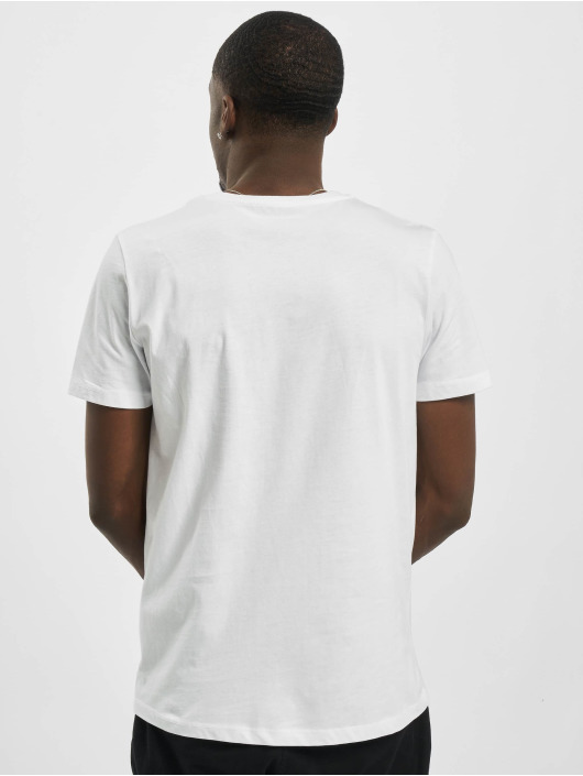 Jack & Jones T-Shirt jorGecko blanc