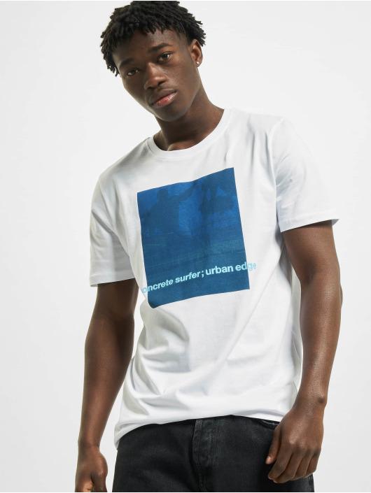 Jack & Jones T-Shirt jcoJump blanc