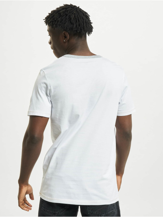 Jack & Jones T-Shirt jcoArt blanc