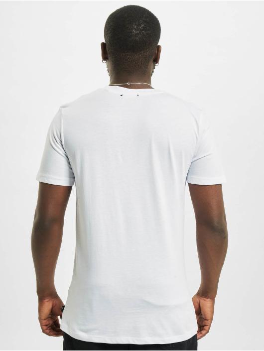 Jack & Jones T-Shirt jprBlajake blanc
