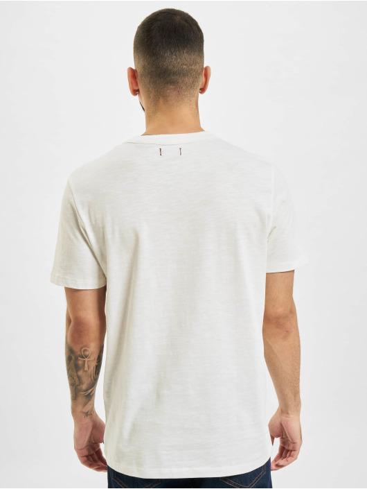 Jack & Jones T-Shirt JPR Bluedward STS blanc
