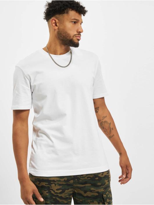 Jack & Jones T-Shirt Jjerelaxed O-Neck blanc