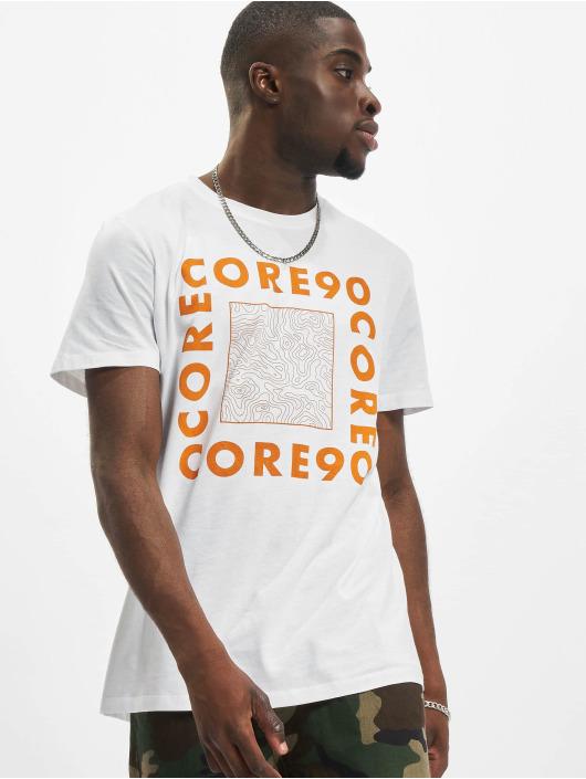 Jack & Jones T-Shirt Jcobooster blanc