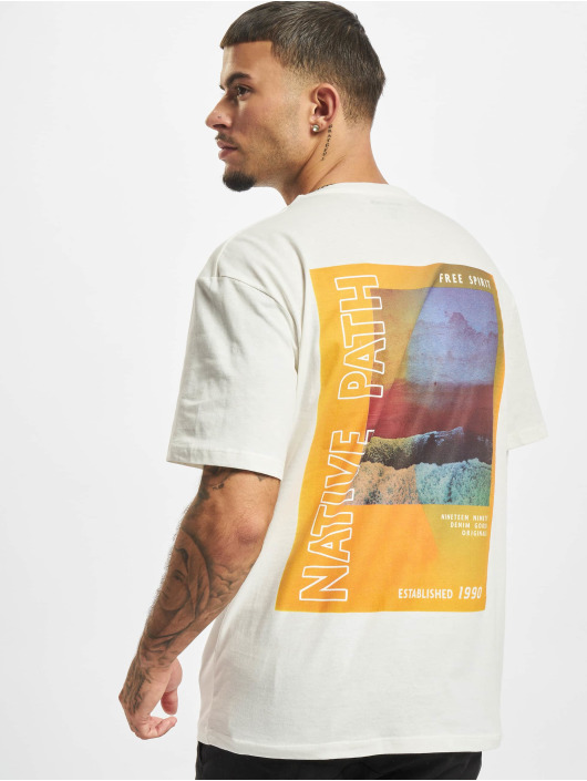 Jack & Jones T-Shirt Jorinfinitys blanc