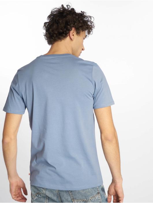 Jack & Jones T-Shirt jjePlain blau