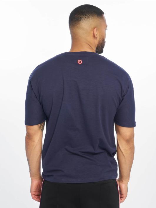 Jack & Jones T-Shirt jcoUpscale blau