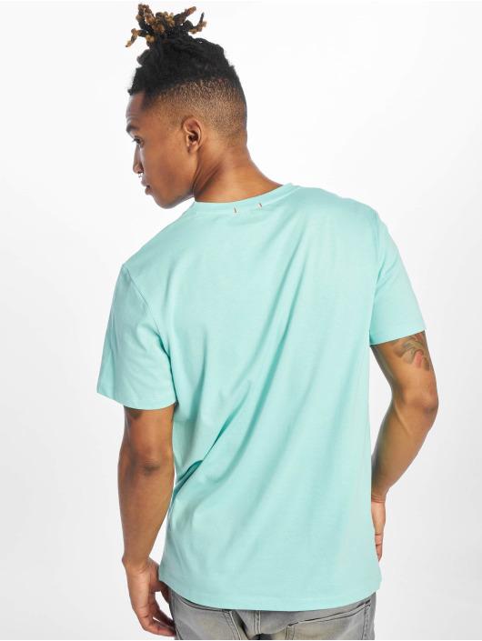 Jack & Jones T-Shirt jorHotel blau