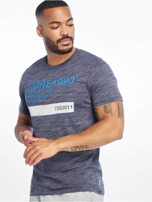 Jack & Jones T-Shirt jcoPara blau