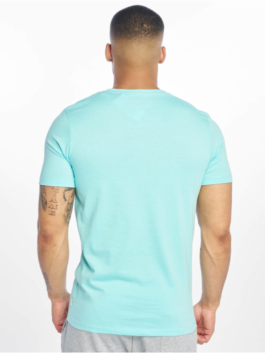 Jack & Jones T-Shirt jcoStairs blau
