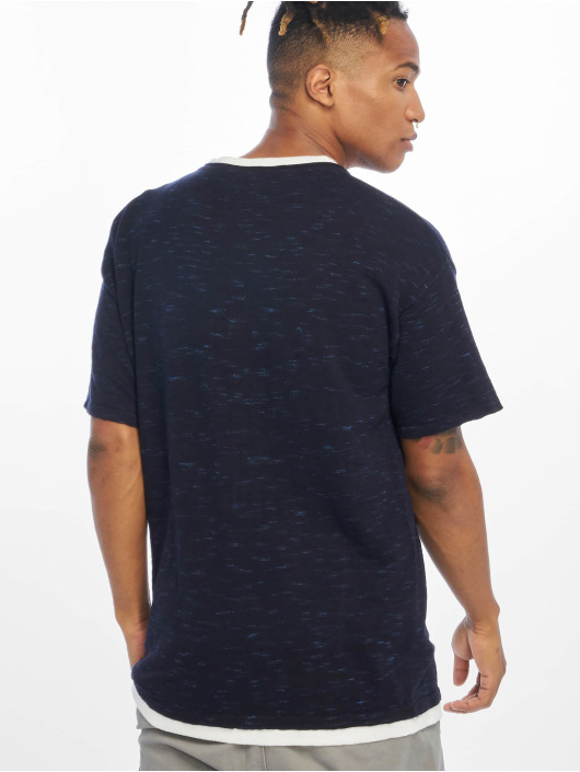Jack & Jones T-Shirt jorMarvin blau