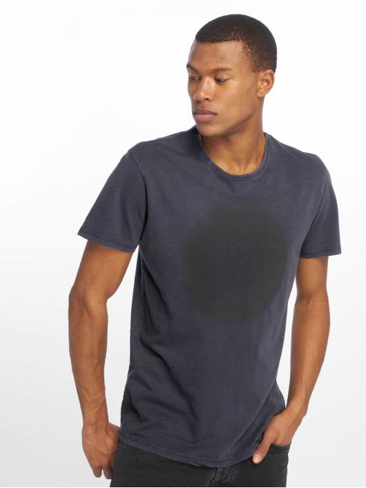 Jack & Jones T-Shirt jcoRich blau