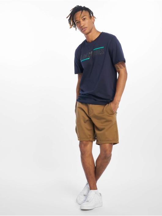 Jack & Jones T-Shirt jcoBooster blau