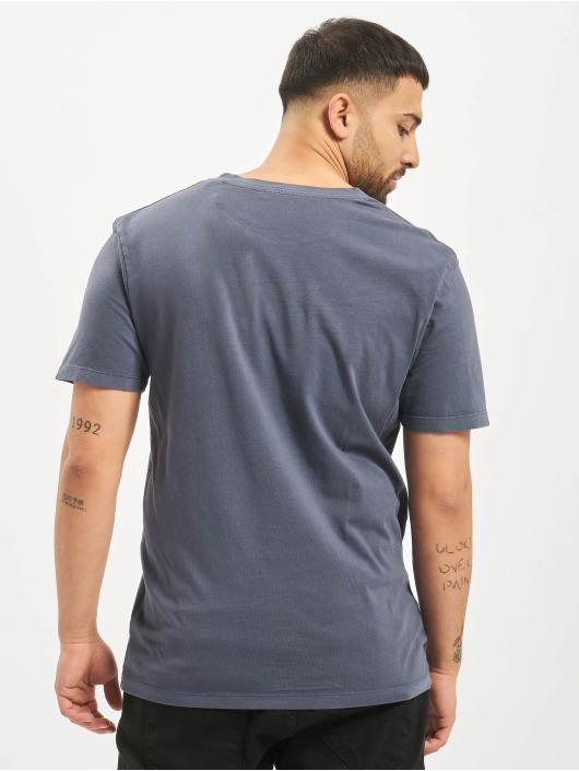 Jack & Jones T-Shirt jprDye blau