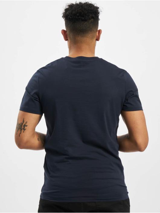 Jack & Jones T-Shirt jorDylant blau