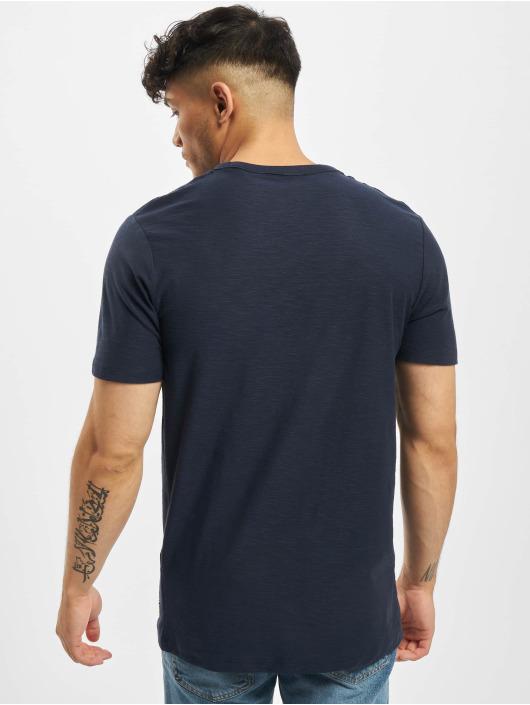 Jack & Jones T-Shirt jprWesley blau