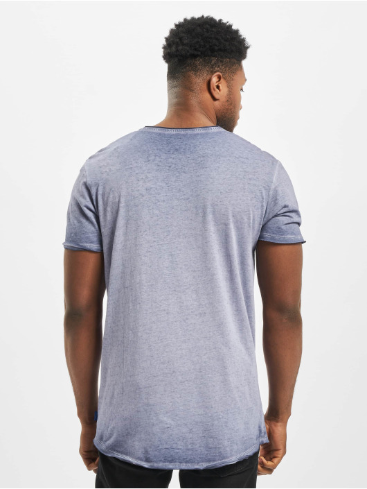 Jack & Jones T-Shirt jorKris Bas blau