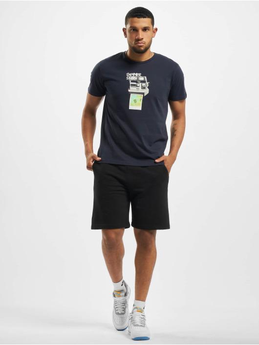 Jack & Jones T-Shirt orBilly Organic blau