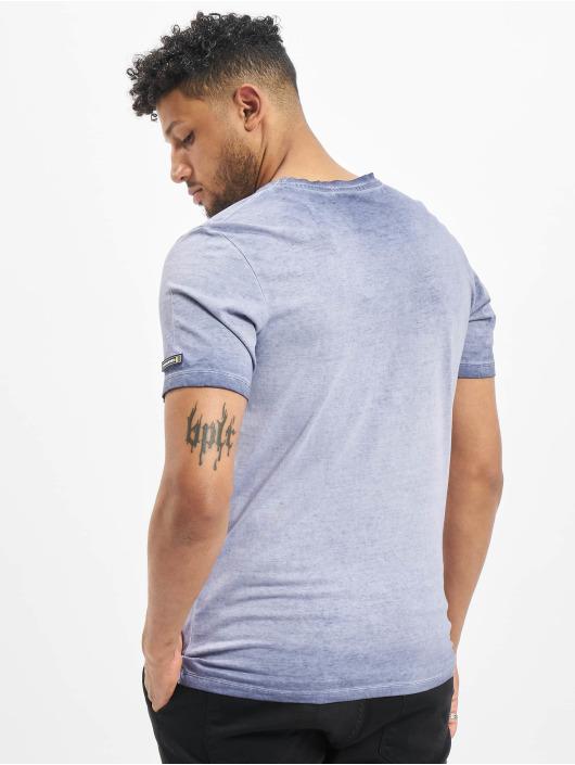 Jack & Jones T-Shirt jorAbre blau