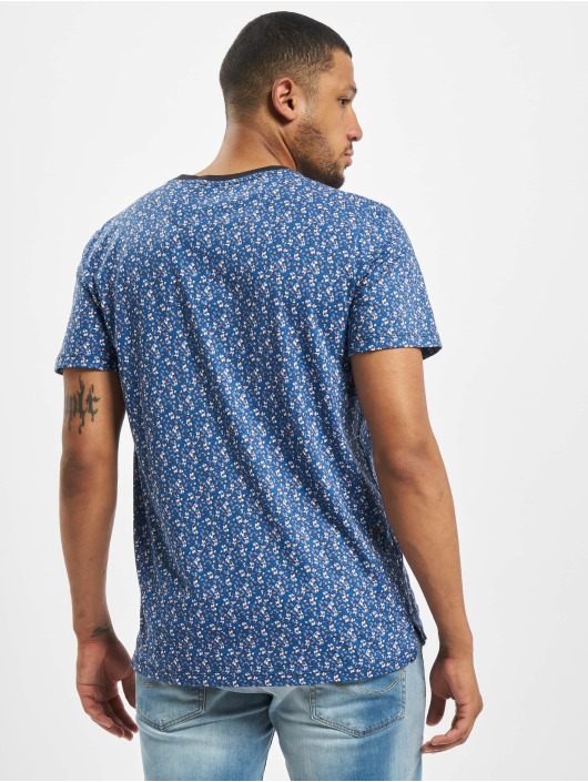 Jack & Jones T-Shirt jprJames blau