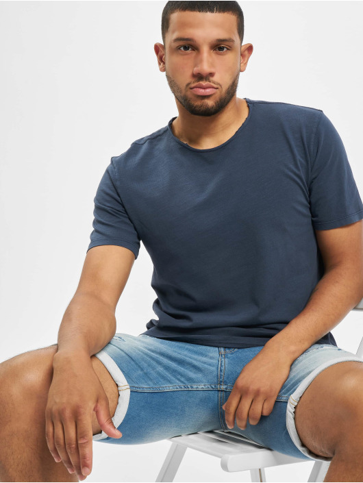 Jack & Jones T-Shirt jeAsher Noos blau