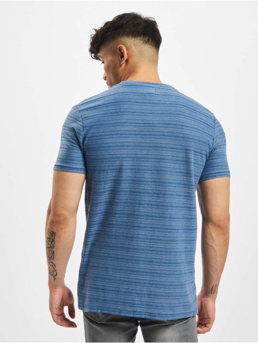 Jack & Jones T-Shirt jprRyder Blu. blau
