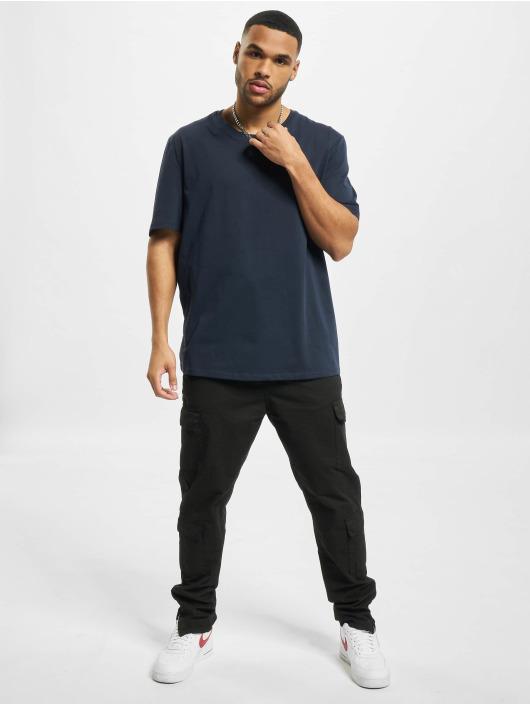 Jack & Jones T-Shirt jjeOrganic Basic Noos blau