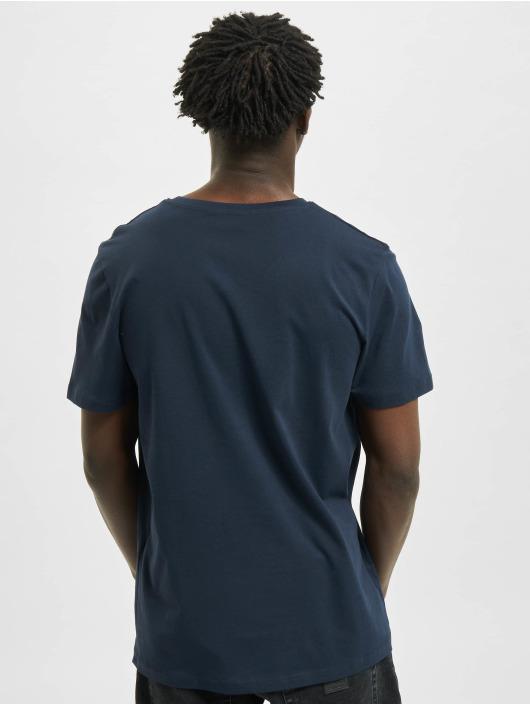 Jack & Jones T-Shirt jcoJump blau