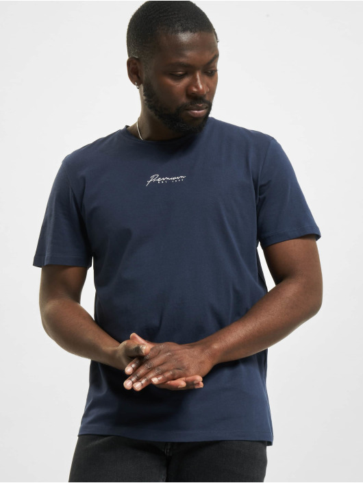 Jack & Jones T-Shirt jprBlastar blau