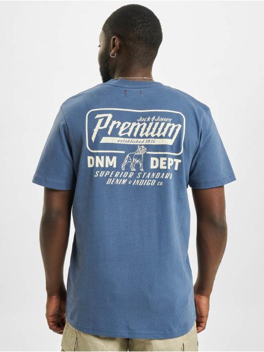 Jack & Jones T-Shirt jprBluharvey blau