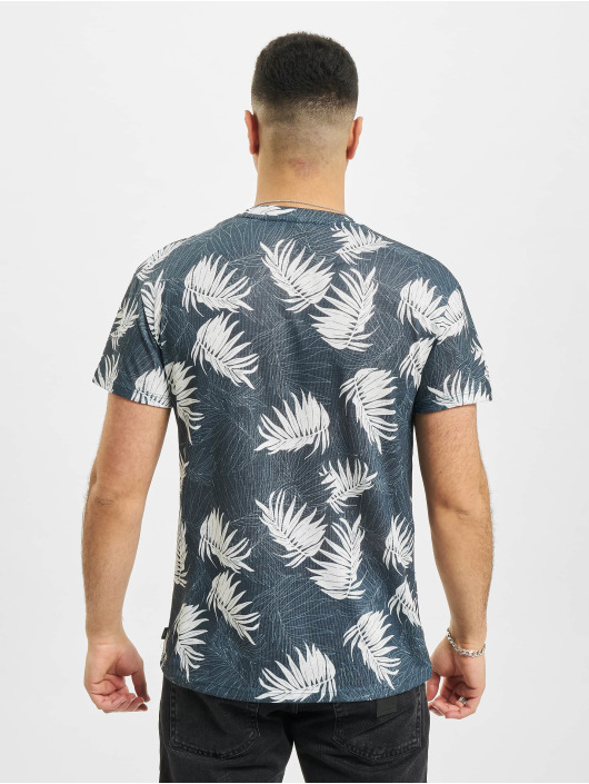 Jack & Jones T-Shirt jprBlabaker blau