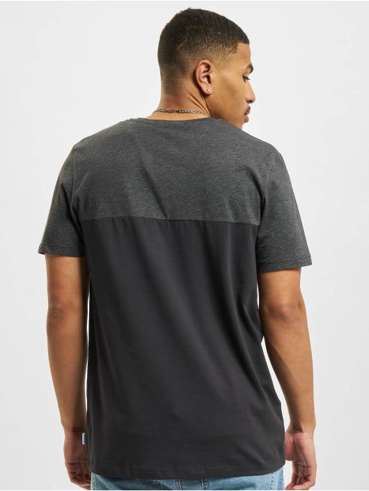 Jack & Jones T-Shirt Jorhazy Pocket Crew Neck blau