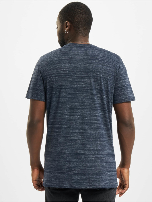 Jack & Jones T-Shirt Jorpoolside Crew Neck blau