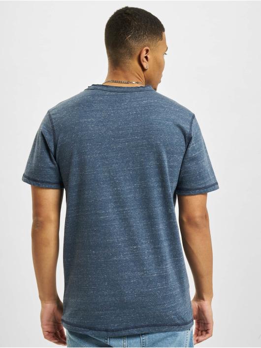 Jack & Jones T-Shirt Jprblumartin Crew Neck blau