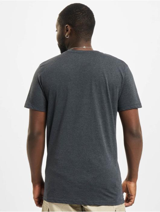 Jack & Jones T-Shirt Jorhaazy Crew Neck blau