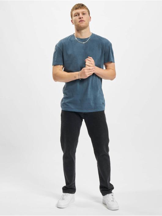 Jack & Jones T-Shirt Jprblarhett blau