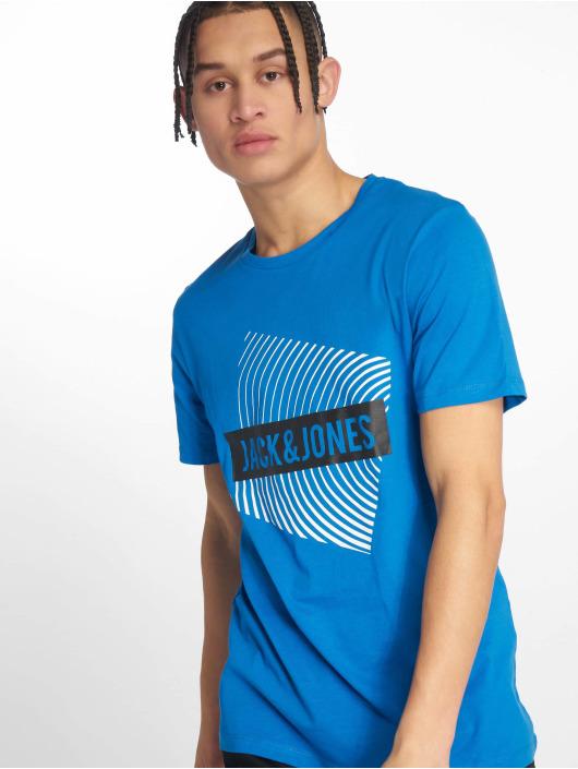 Bovenstuk Jcobooster Shirt Blauw In 591085 T Jones Jackamp; 8wOn0XkP