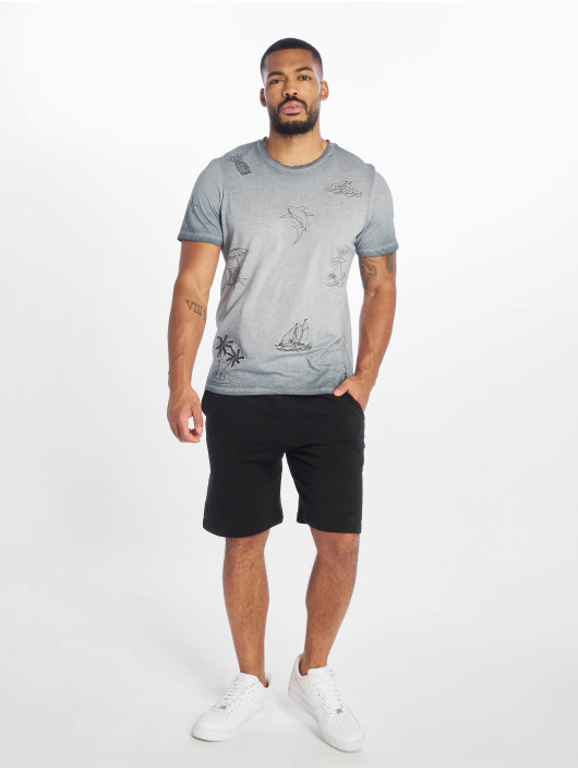 Jack & Jones t-shirt jorKarsen blauw
