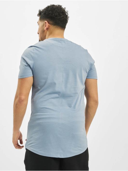 Jack & Jones t-shirt jjeHugo Shortsleeve Crew Neck Noos blauw