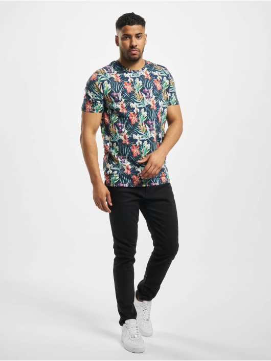 Jack & Jones t-shirt jprLee blauw